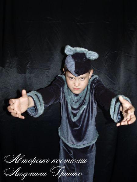 Костюм Волка на Хеллоуин. Животные в мифологии.