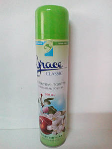Освежитель воздуха GRACE Classic Яблучный сад 300мл