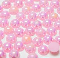 Полужемчуг розовый АВ 8 мм (10гр.), фото 1