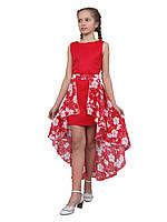 Платье-трансформер нарядное детское летнее М -1065 рост 140-170, фото 1