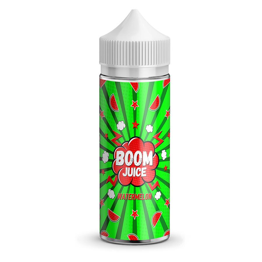 Премиум жидкость для электронных сигарет BOOM Juice Watermelon