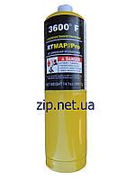 Мапп газ (Mapp) 450 грамм. Для пайки.