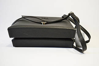 Черная повседневная сумка Voila, фото 3