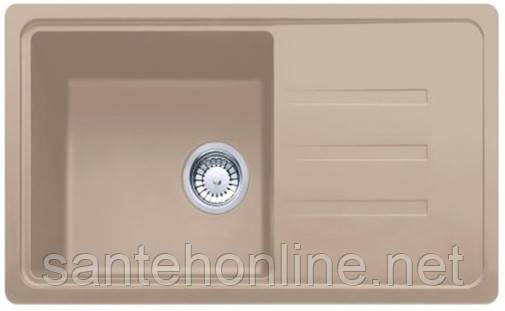 Кухонная мойка гранит SOFIA G7843