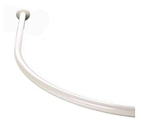 Карниз дуговой белый 120x120 см