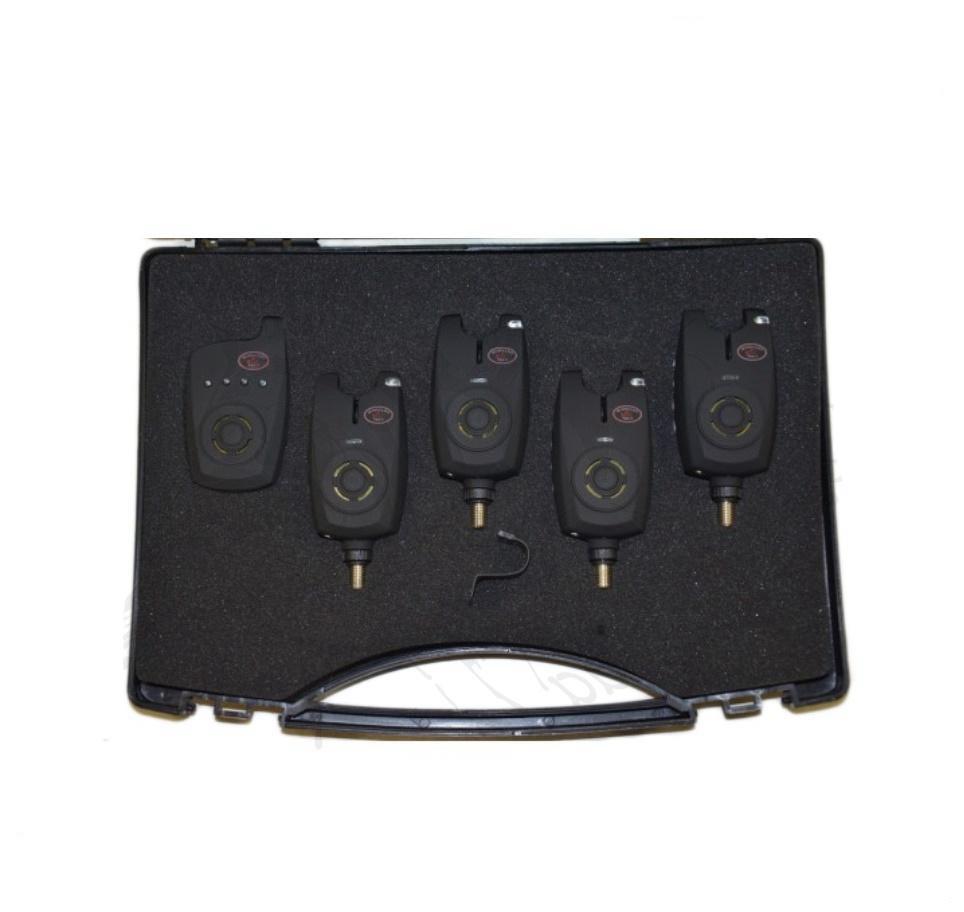 Набор электронных сигнализаторов PALLADIUM CARP 4+1 (F-136)