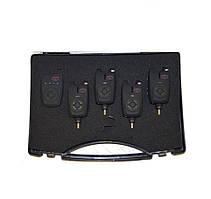 Набір електронних сигналізаторів PALLADIUM CARP 4+1 (F-136)