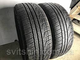 Шины бу зима 245/55R17 Pirelli Sottozero Winter 240 (5-6мм) 2шт