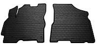 Резиновые передние коврики для Chery Tiggo 2 2017- (STINGRAY)