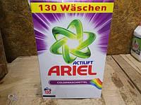 Стиральный порошок Ariel colour professional actions 130 стирок (8,5 кг)