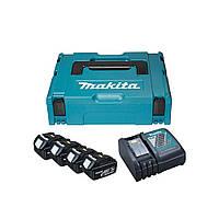 Набор аккумуляторов LXT Makita BL1830 18V 196697-2