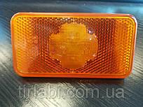 Лампа подсветки поворотника Volvo FH12 (габарит боковой)