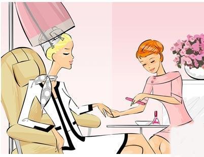 Как дома сделать красивый и профессиональный маникюр