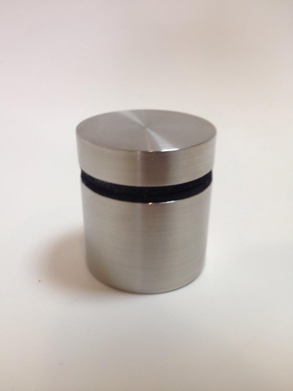 ODF-06-12-01-L30  Коннектор для стекла, диаметром 40 мм под резьбу М10,