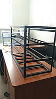 Стойка (корпус, каркас) для майнинг фермы на 13 видеокарт риг rig