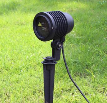 Уличный лазерный проектор Ecolend 33 3 красные, синие и зеленые точки