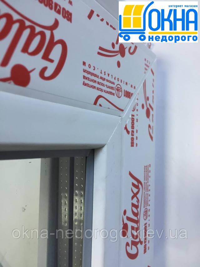 Металлоппластиковые Окна WDS Galaxy в Киеве