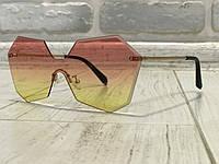 Ультра модные женские солнцезащитные очки 1759, фото 1