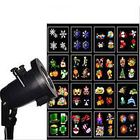 Светодиодный уличный проектор Ecolend 357 со сменными фильтрами, фото 1