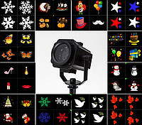 Светодиодный уличный проектор Ecolend 358 со сменными фильтрами, фото 1