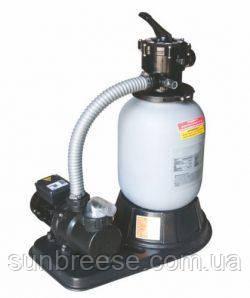 Фильтровальная установка для бассейнов Ikarus произв-ть 6,3 м³/ч