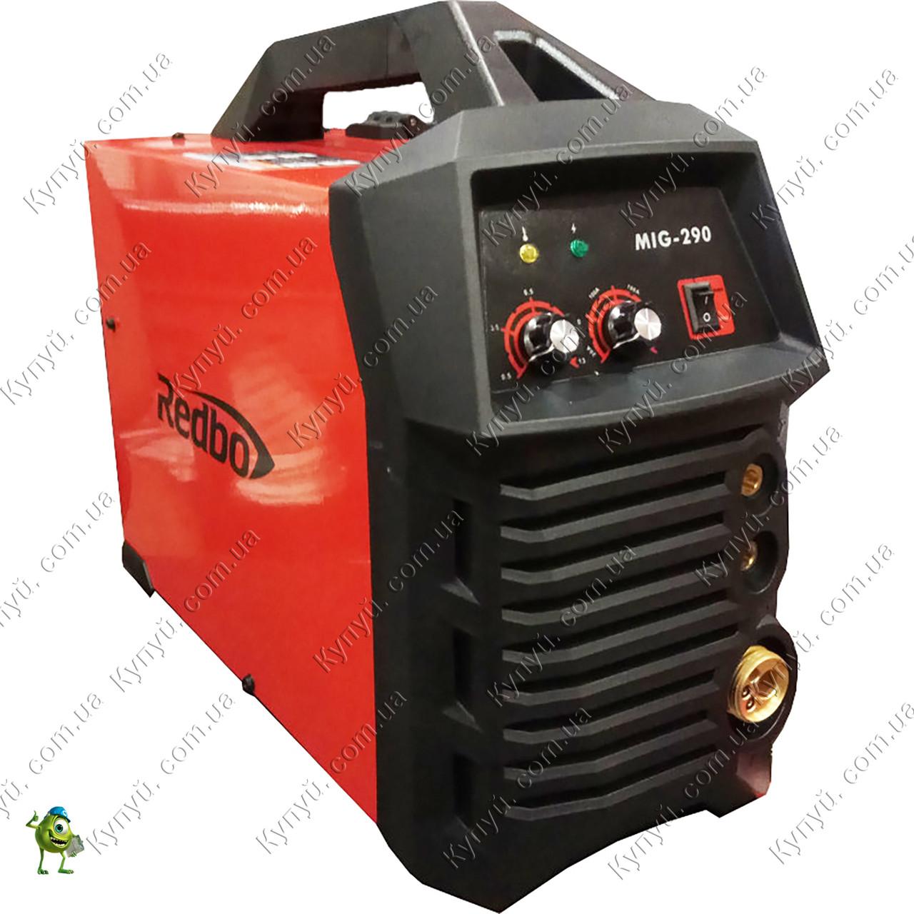 Сварочный полуавтомат инверторный Redbo MIG-290
