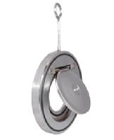 Клапан обратный поворотный межфланцевыйц Duyar DN200