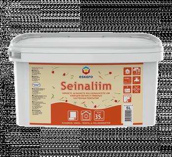 Клей для легких і важких настінних покриттів Eskaro Seinaliim 10л