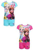Комплект 2 в 1 для девочек оптом, Disney, 4-10 лет,  № FR-G-OUTWEAR-06