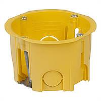 Коробка установочная для гипсокартона (подрозетник) 65х45 мм