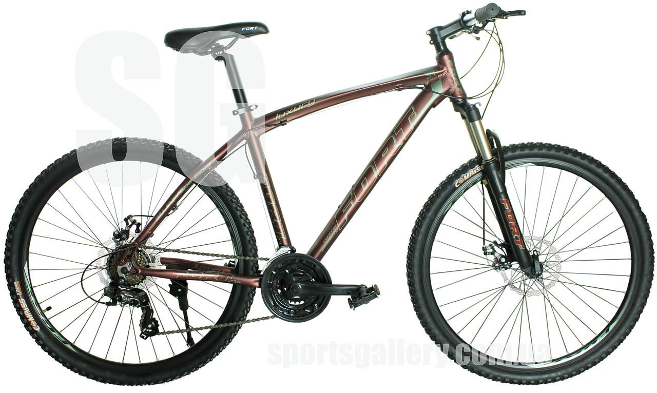 Велосипед горный Fort Luxury 27.5 MD -19''