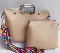 Женская сумка 2в1 903 Хаки Женские сумки, большой выбор, продажа женских сумок Одесса 7 км