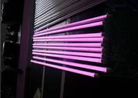Светильник Т5 600мм 9W Розовая (для мясных витрин)
