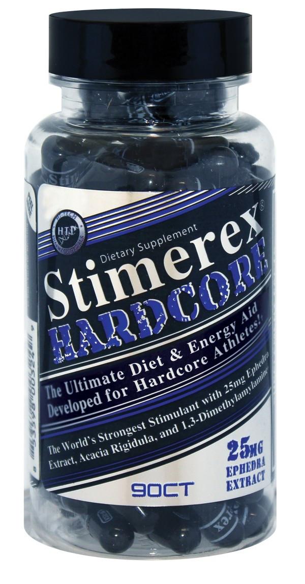 Жиросжигатель Hi-Tech Pharmaceuticals Stimerex Hardcore 90 caps