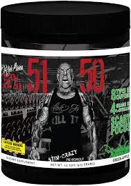 Предтренировочный комплекс Rich Piana 5% Nutrition 51-50 375 g
