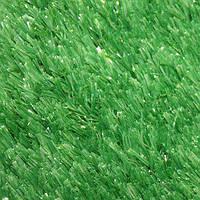Зеленая декоративная искусственная травка ковролин для интерьера, декора, басейна, ландшафта, фото 1