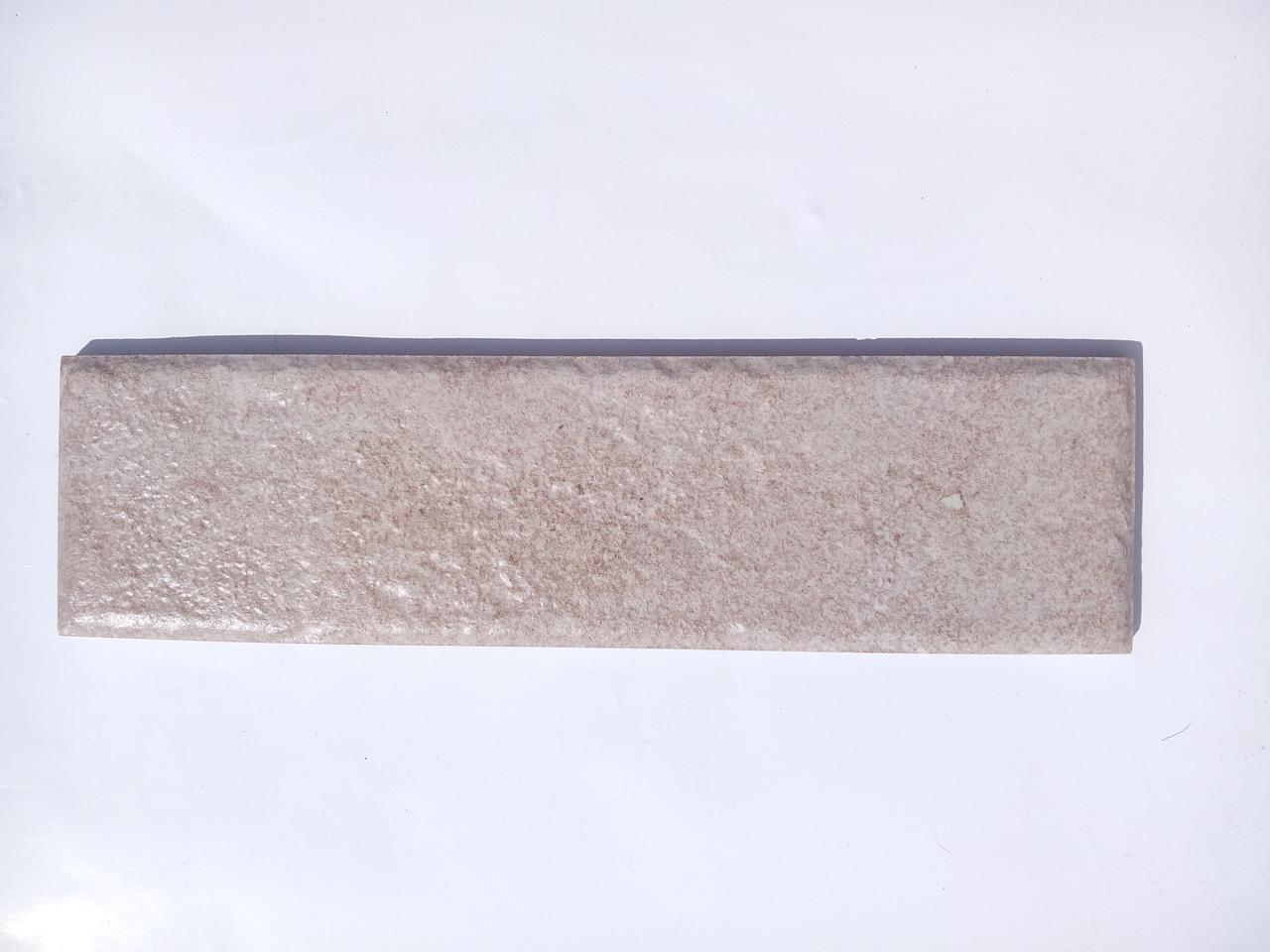 Клинкерная фасадная плитка Paradyz Scandiano Ochra 245х66х7,4
