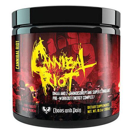 Предтренировочный комплекс Chaos and Pain Cannibal Riot 30 serv
