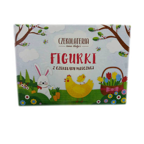 Шоколадные фигурки Czekolateria 100 g, фото 2