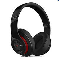 Стерео-гарнитура Headphone Bluetooth Stereo Beat TM-010S Black, фото 1