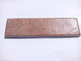 Клинкерная фасадная плитка Paradyz Scandiano Rosso 245х66х7,4