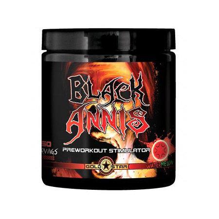 Предтренировочний комплекс Gold Star Black Annis 150 g
