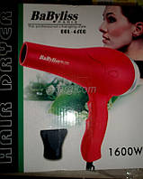 Фен для волос babyliss bbl-4800. 1600Вт