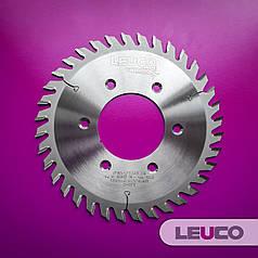 Подрезные дисковые пилы Leuco для дробителей и фланца 180х3,2х2,2х65, Z=36