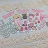 Набор декоративных элементов _ Baby Girl
