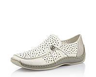 Туфлі жіночі Rieker L1766-80, фото 1