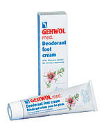 GEHWOL med  Крем-дезодорант для ног, 75 мл
