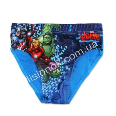 Плавки Disney для купания с Халком и другими Супер-героями для мальчика 98-104см