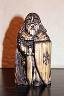Фігурка лицаря. Статуетка. Різьба по дереву