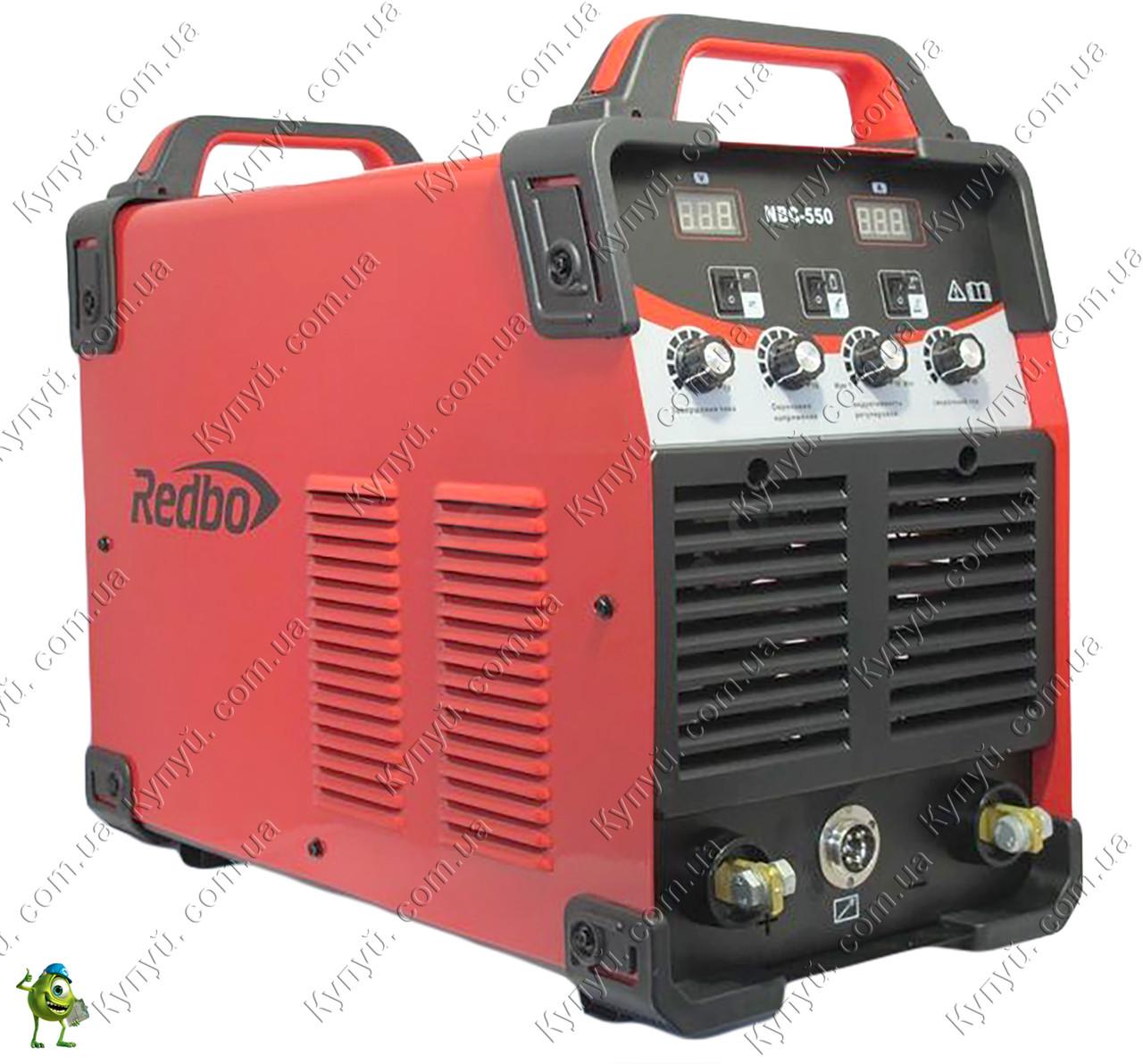 Сварочный полуавтомат Redbo Expert NBC-550